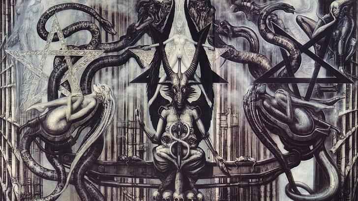 art artistic artwork dark wallpaper preview