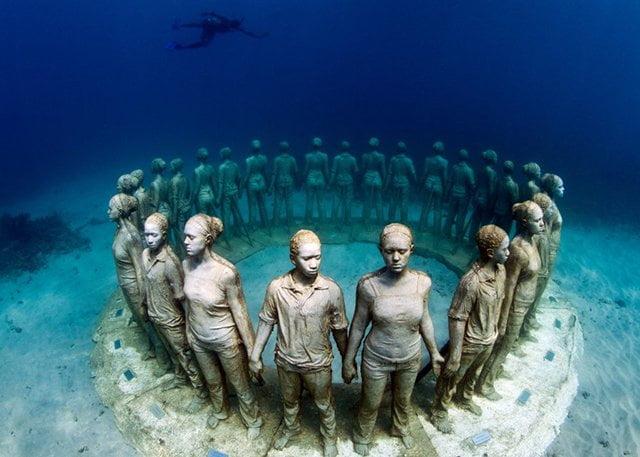 vicissitudes underwatersculpture com