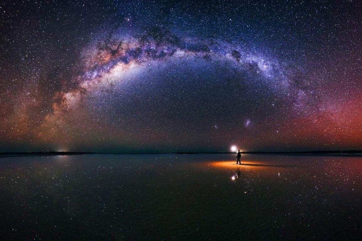 Stars Constellations Space Wallpaper
