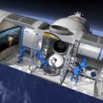 Ετοιμάζεται…ξενοδοχείο στο διάστημα