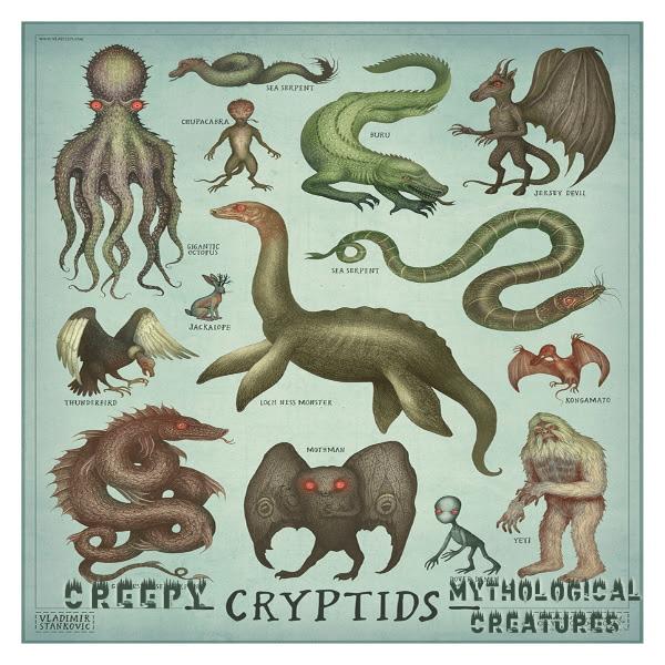 Κρυπτοζωολογία
